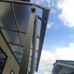 1階テラス屋根