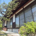 日本家屋の塗装