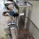 石油給湯器の交換