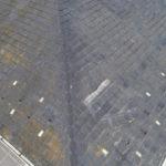 屋根の雨漏れ