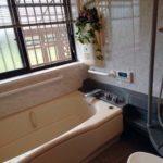 浴室手すりを設置