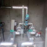 送水ポンプのトラブル