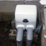 浅井戸ポンプの交換